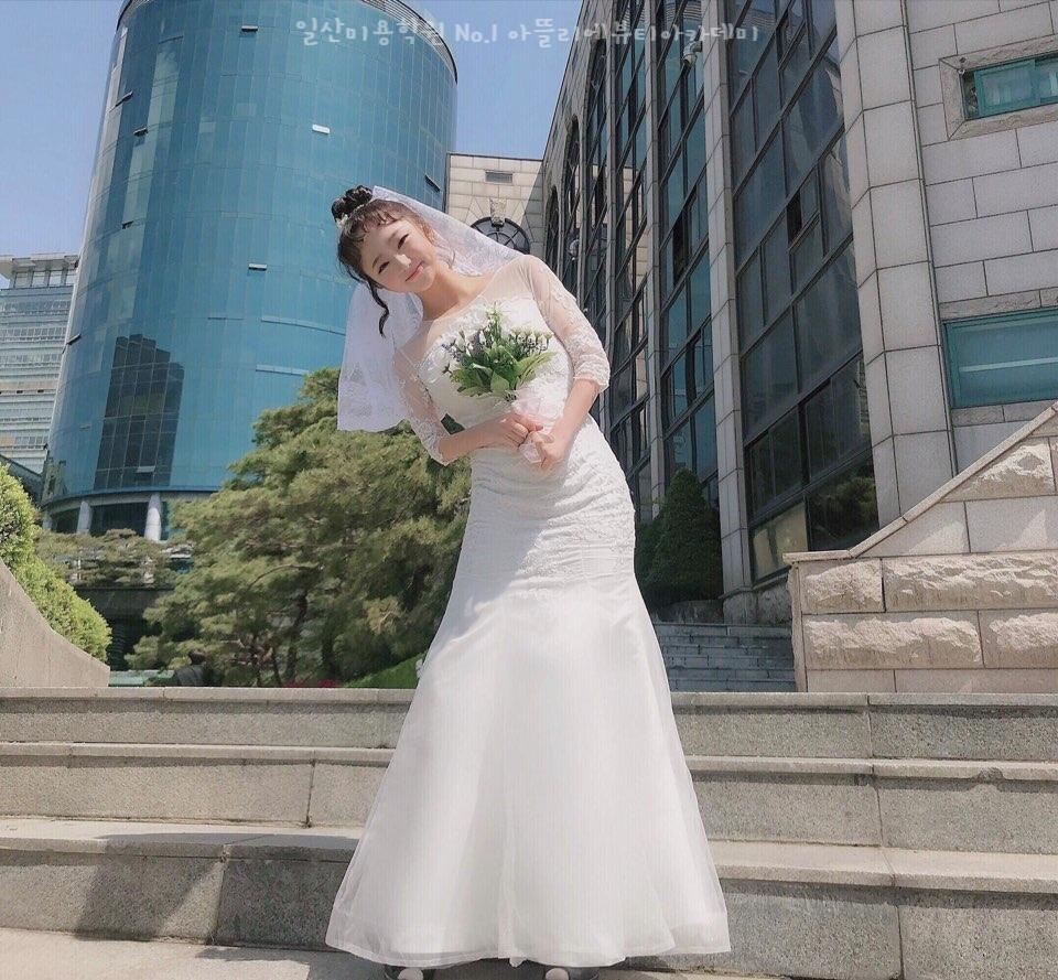 전혜연 수강생 웨딩메이크업 작품